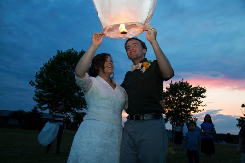 matthew & cami lantern